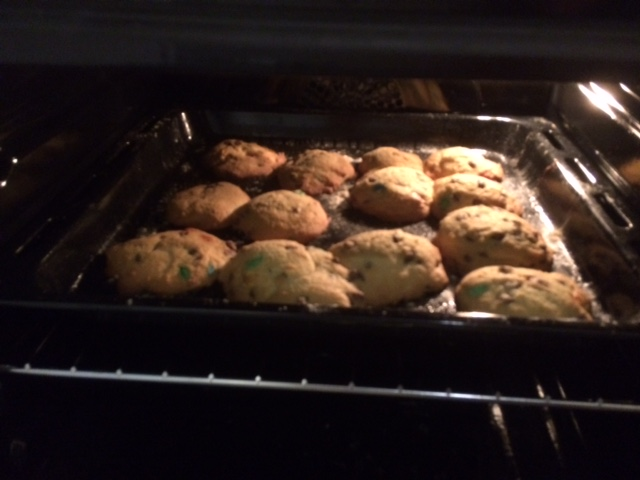 Chocolate Chip Cookies en tramite